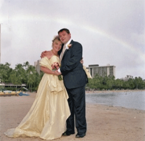 Getting Married on Waikiki beach in Hawaii